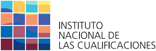 Logo INCUAL (Instituo Nacional de las Cualificaciones Profesionales) - CUALIFICA
