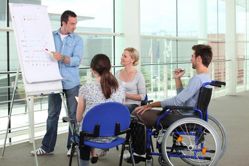 En Navarra se impartirá el Certificado Operaciones Auxiliares de Servicios Administrativos Generales para personas con discapacidad - CUALIFICA
