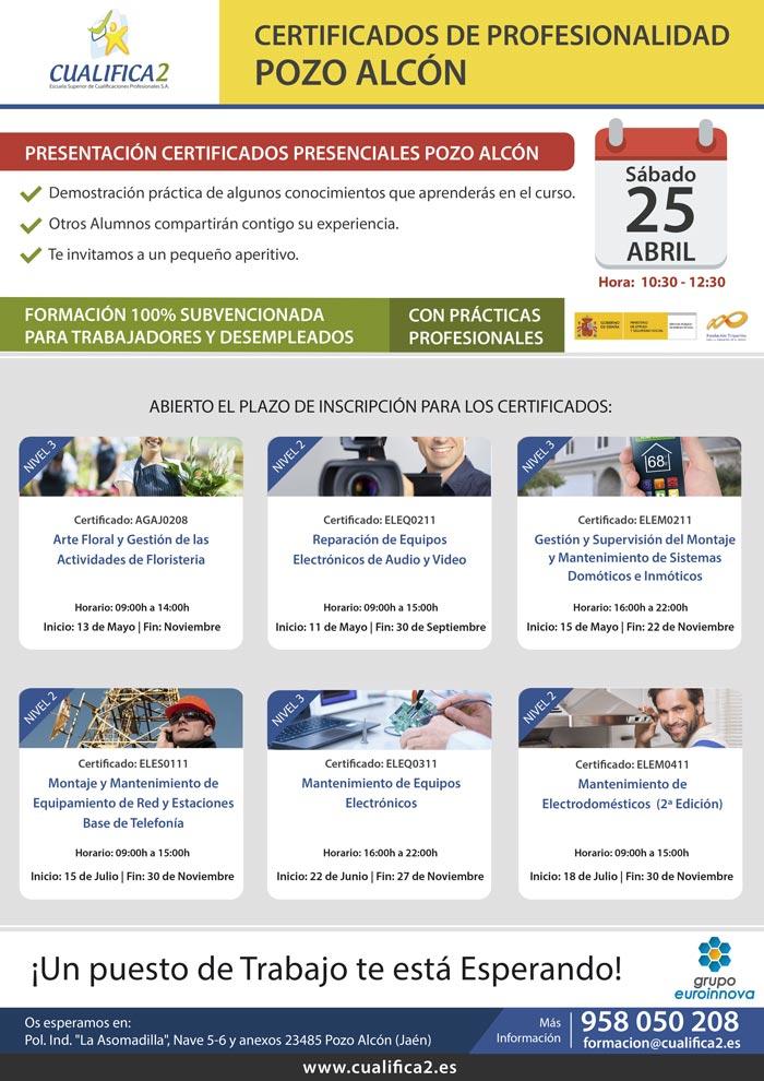 CARTEL Jornadas Informativas