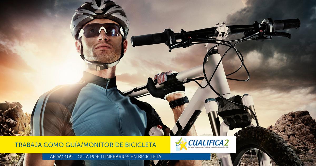 Guía itinerarios en bicicleta