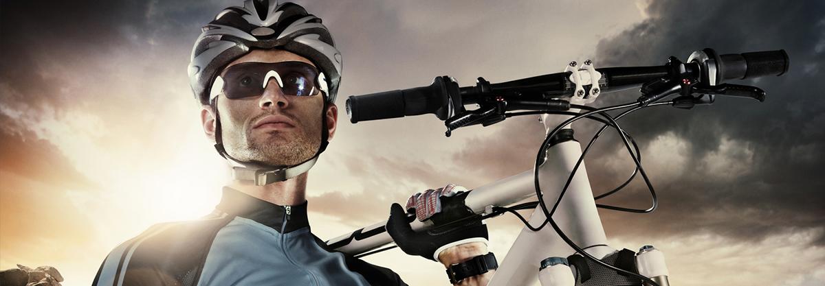 guía por itinerarios en bicicleta - monitor MTB