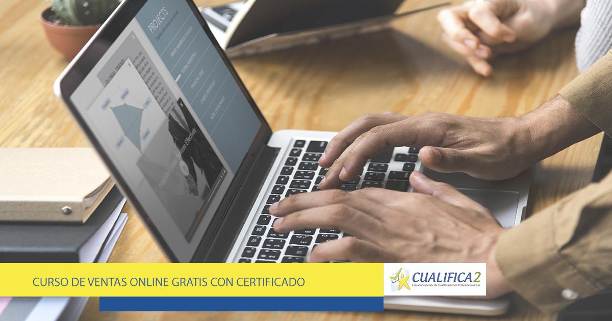 ¿Por qué realizar el curso de ventas online gratis con certificado?