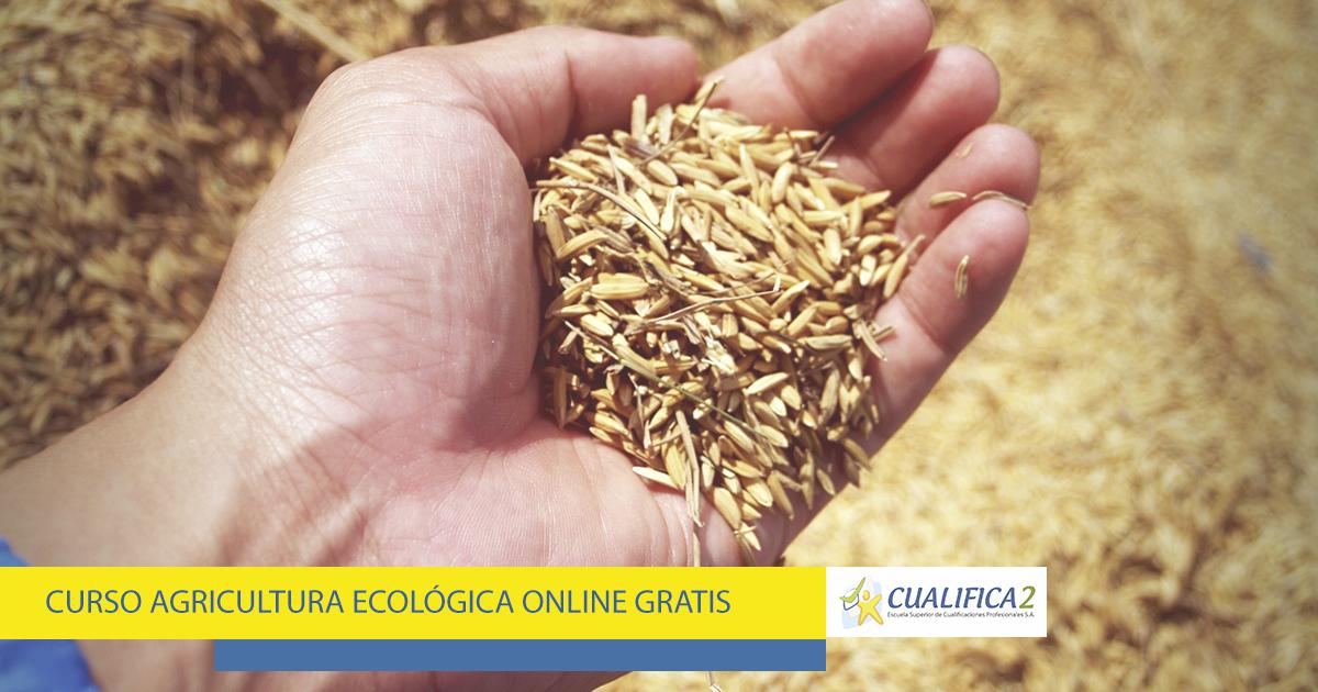 Curso Agricultura Ecológica Online Gratis