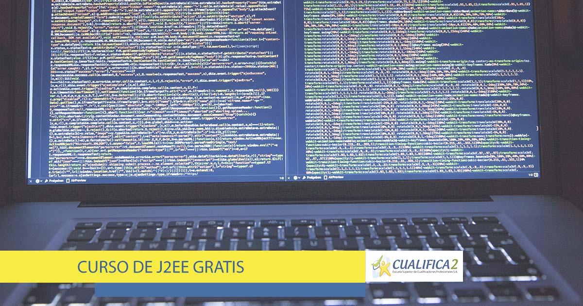 Descubre el Curso de j2ee gratis