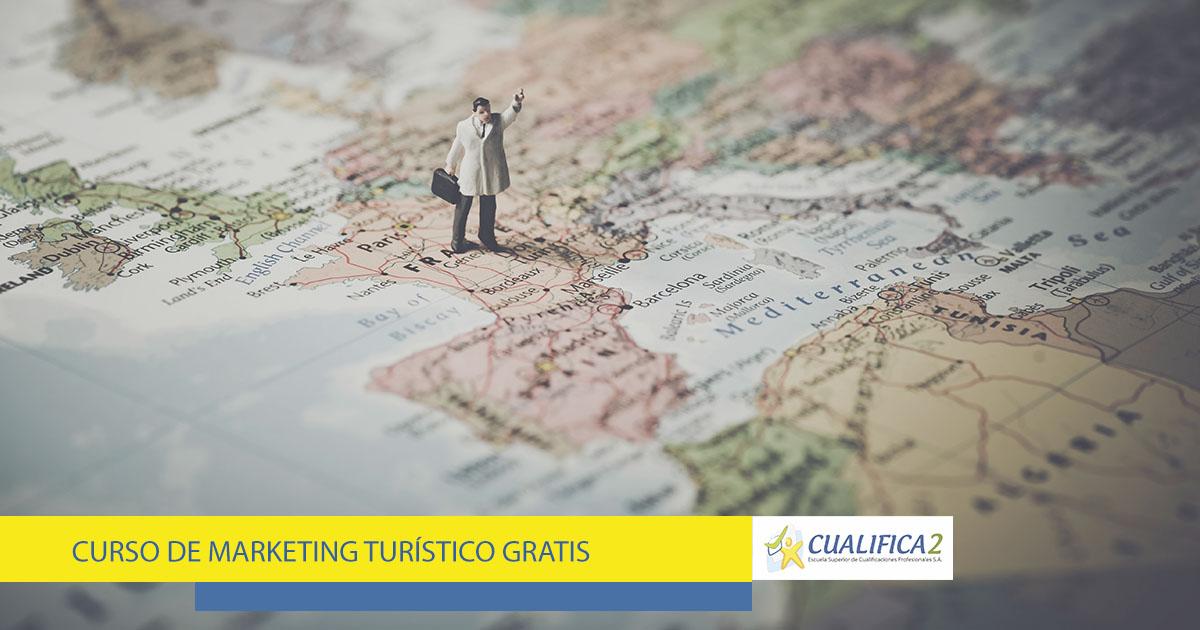 Descubre el curso de marketing turístico gratis