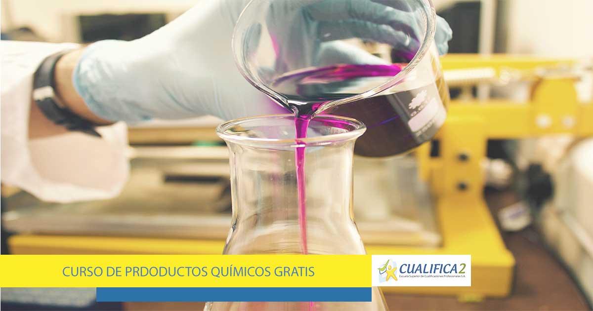 curso productos químicos