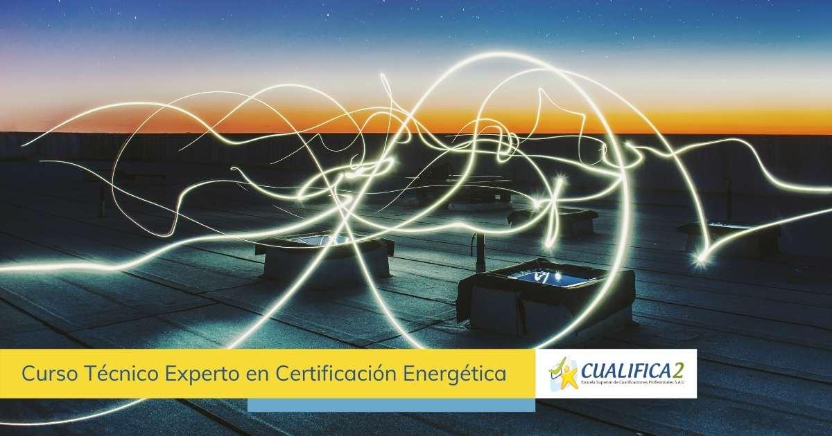 Curso experto en certificación energética de edificios