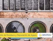 Cursos gratuitos de gestión de residuos y depuración de aguas